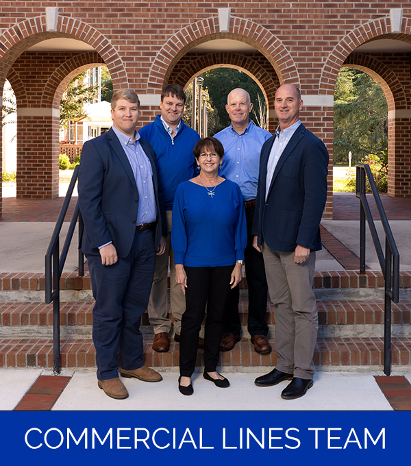 Commercial Lines team